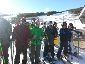 First Chair winners at Breckenridge