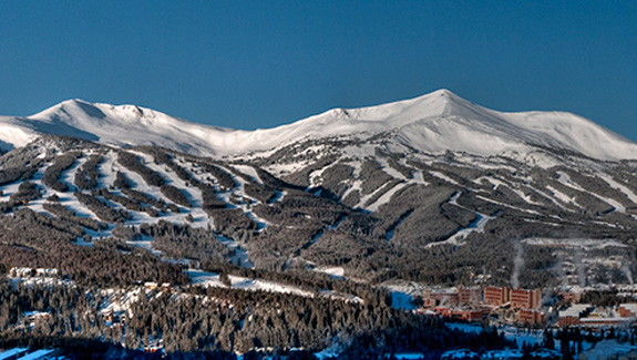 Breckenridge scenic view