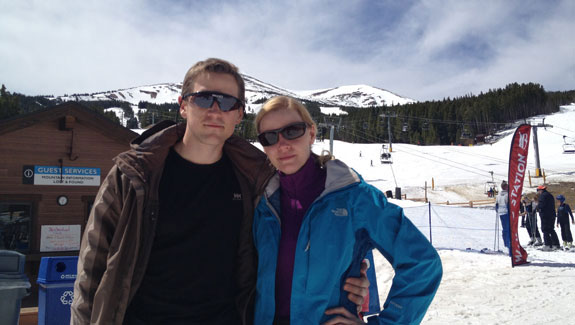 UK Prize winners at Breckenridge