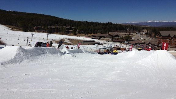 Throwback Throwdown superpipe in breck