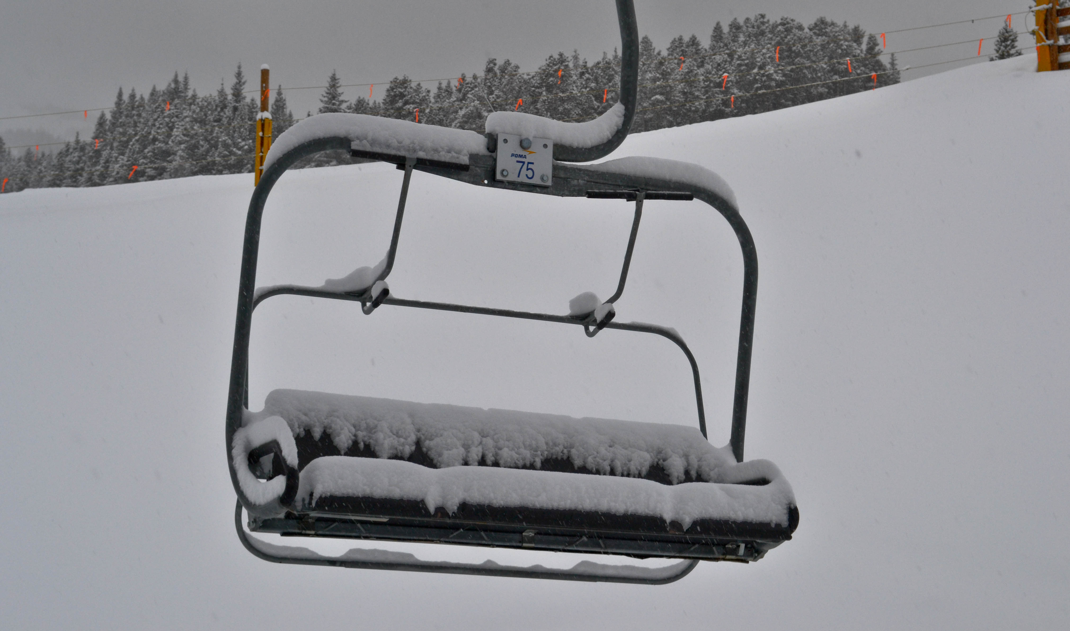 Rocky Mountain Superchair