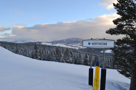Northstar sign