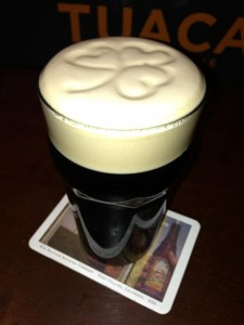 Beer Foam Clover