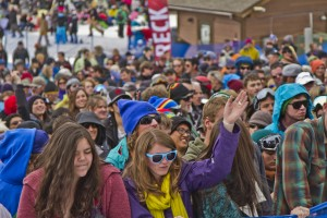 Spring Fever concert at Breck