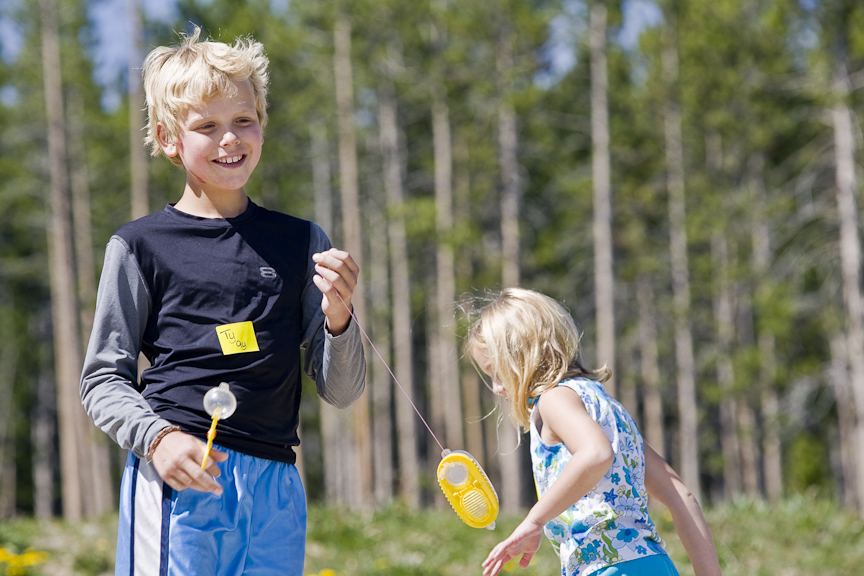 Summer Camp at Breck