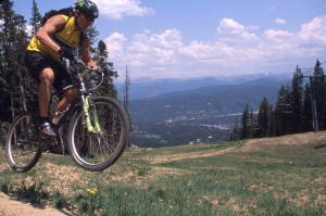 Mountain Biking Breck