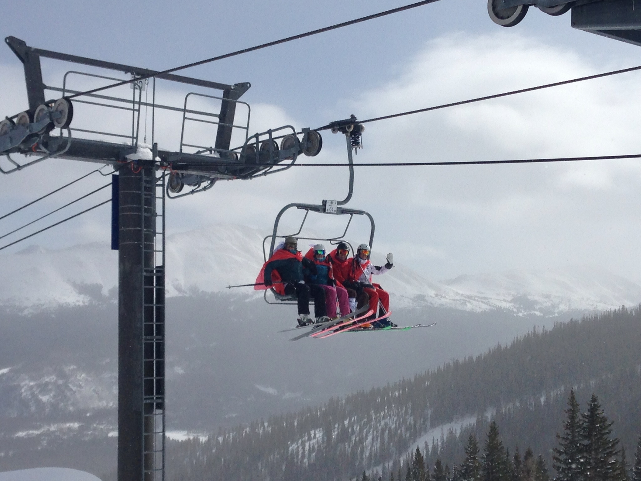 Hope on the Slopes at Breck