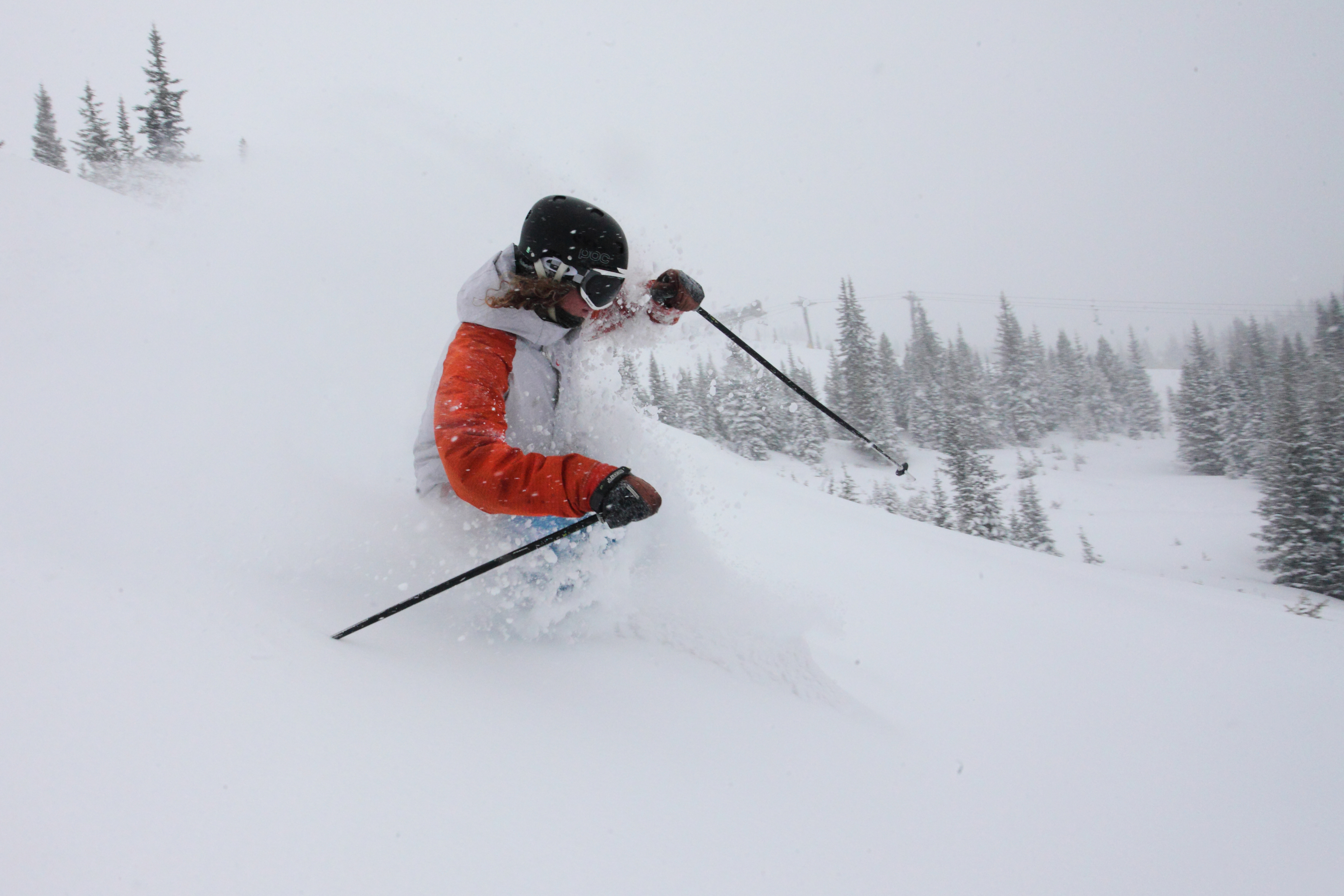 Massive snow hit Breck Jan. 31