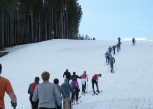 breck ascent competitors ascending