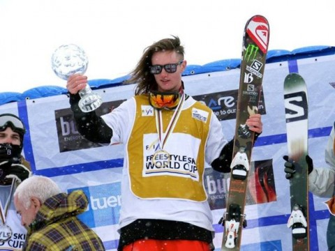 Woodsy wins Crystal Globe