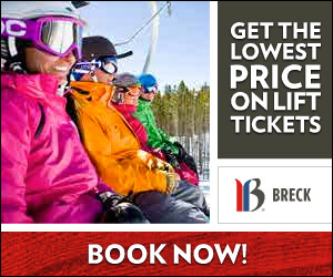 Breck Advanced Lift Tickets