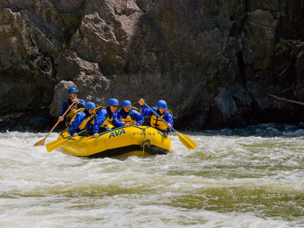 Whitewater Rafting Breckenridge