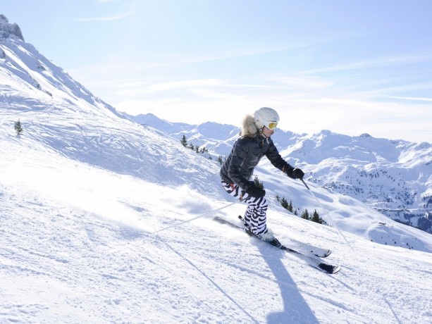 Les 3 Vallees on Epic Pass