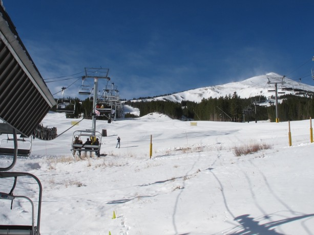 Breck is open!