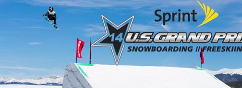 2014 Sprint U.S. Grand Prix at Breck