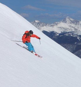 Peak 6 Skiing