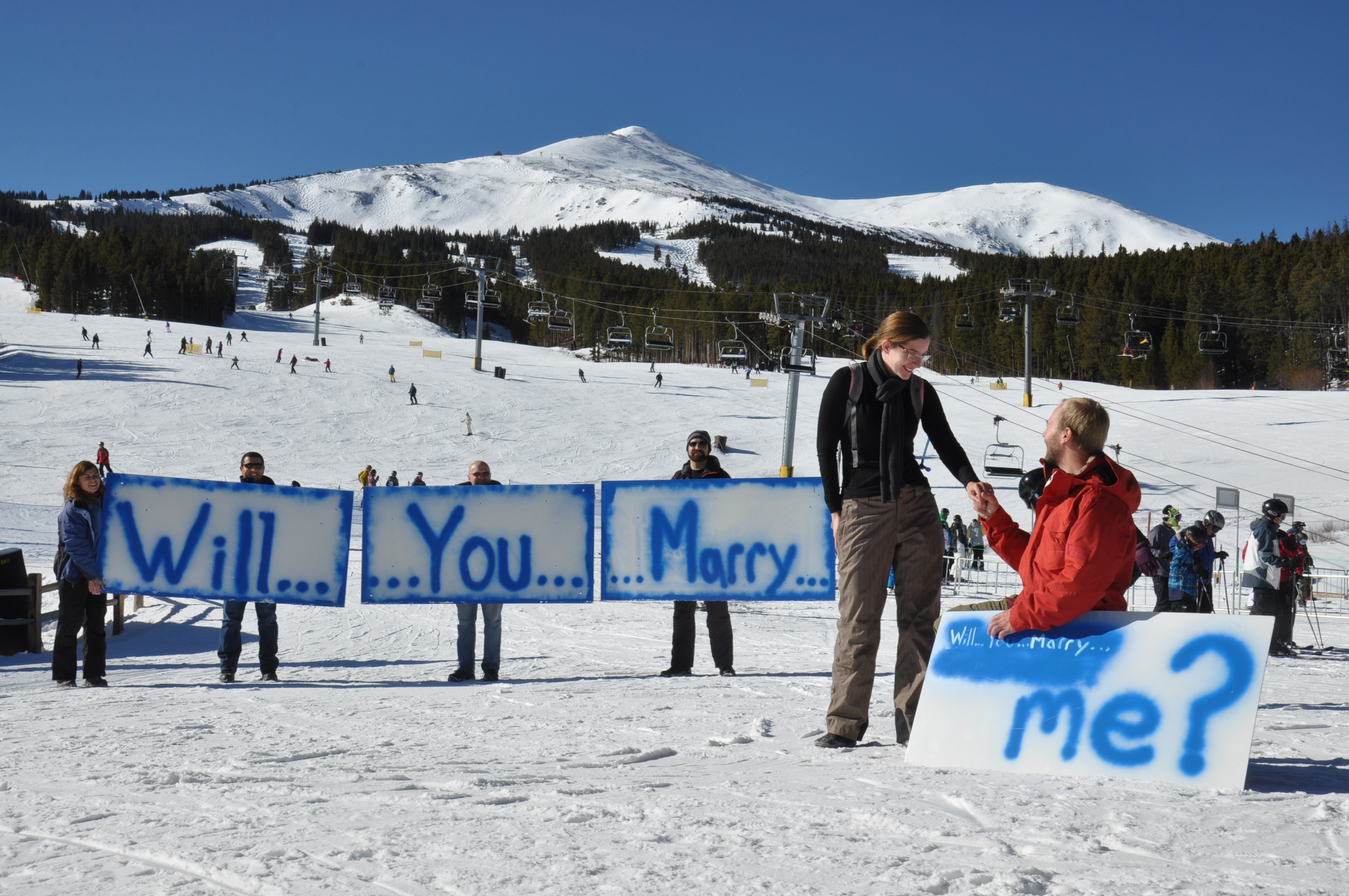 Eight Reasons To Get Engaged In Breckenridge