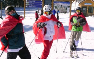 Hope on the Slopes 2014 at Breck