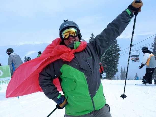 Hope on the Slopes at Breck 2014
