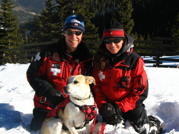 Ski Patrol Family - Nothnagles