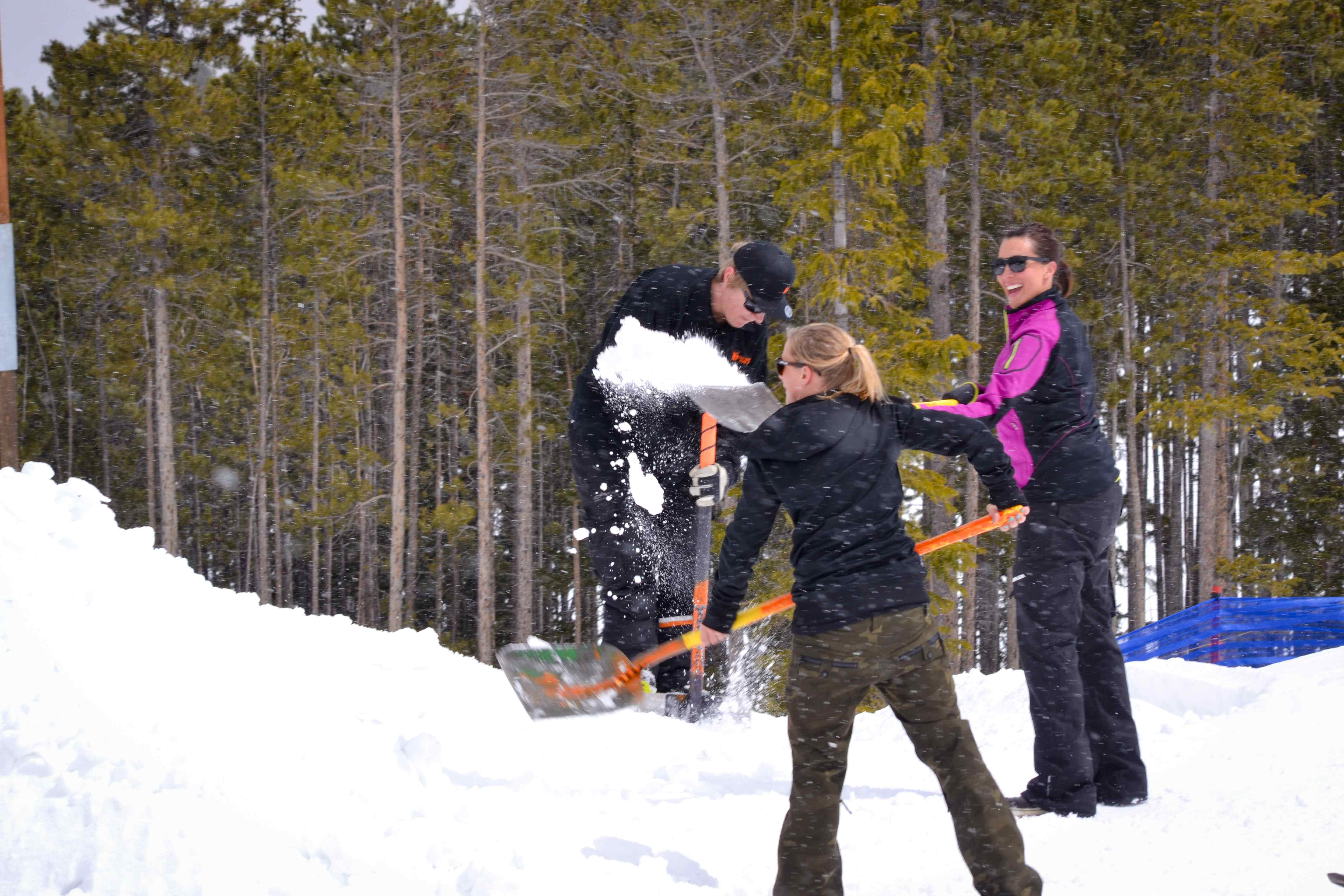 Pipe creation at breck