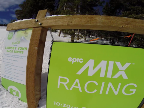 epic mix racing