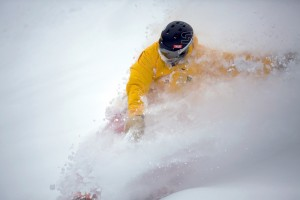 January Powder at Breckenridge Ski Resort