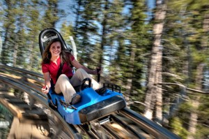 Summer in Breck - Coaster
