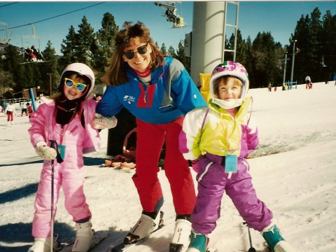 morgan_ceil_rachel_skiing