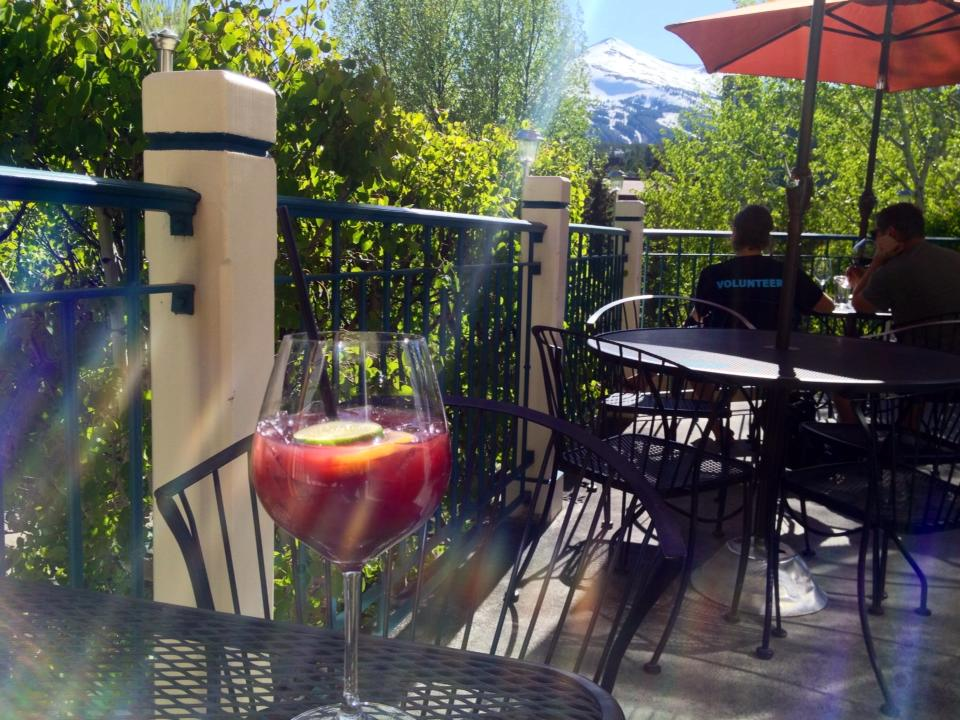 Relish Deck in Breck