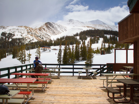 Overlook Restaurant on Peak 9