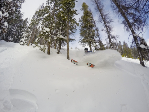 "Nov 26 - 12"" and Peak 9 opens"