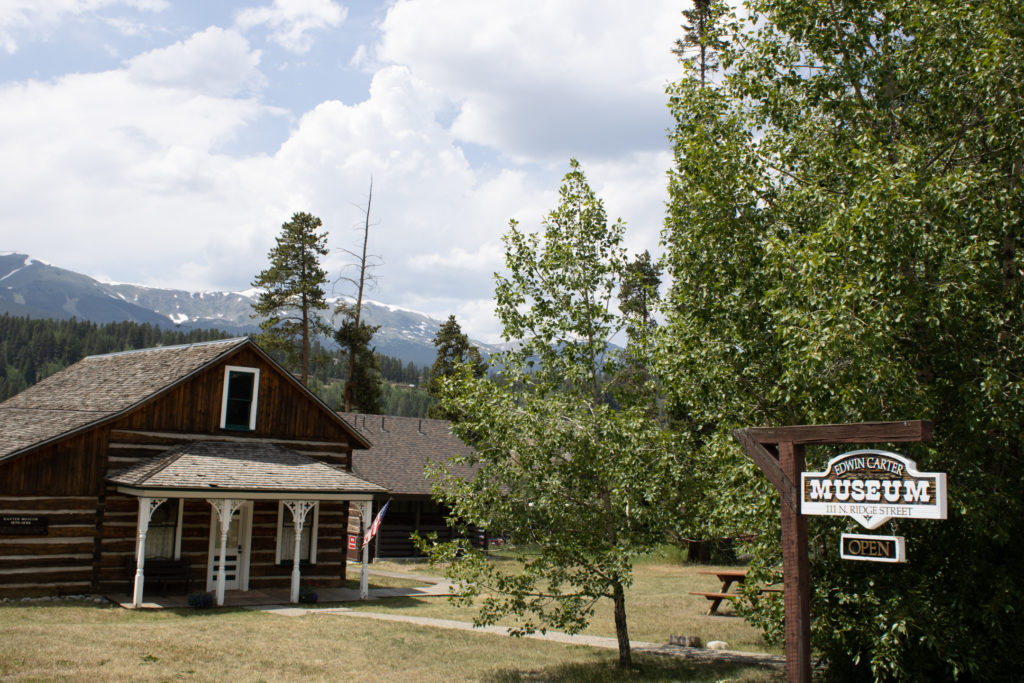 Breckenridge National Historic District